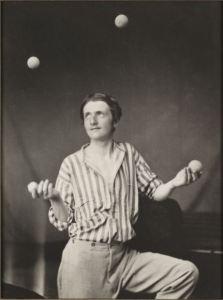 Rejlander - The Juggler (c. 1865)